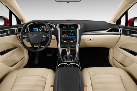 2016-ford-fusion-hybrid-se-sedan-dashboard